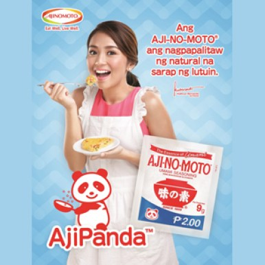 AjiPanda Ajinomoto Philippines