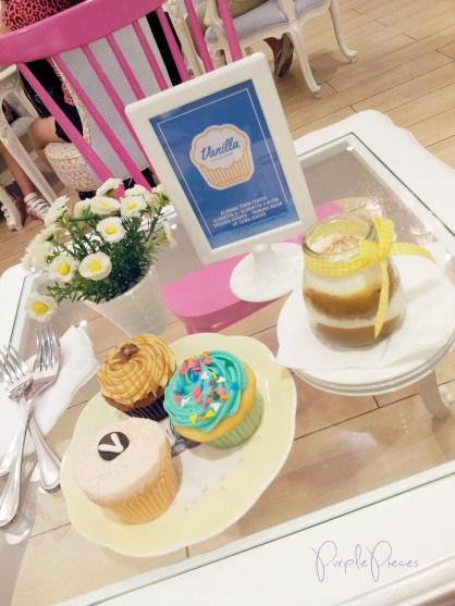 Vanila Cupcake Bakery and Cafe Philippines