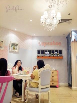 Vanilla Cupcake Bakery Cute