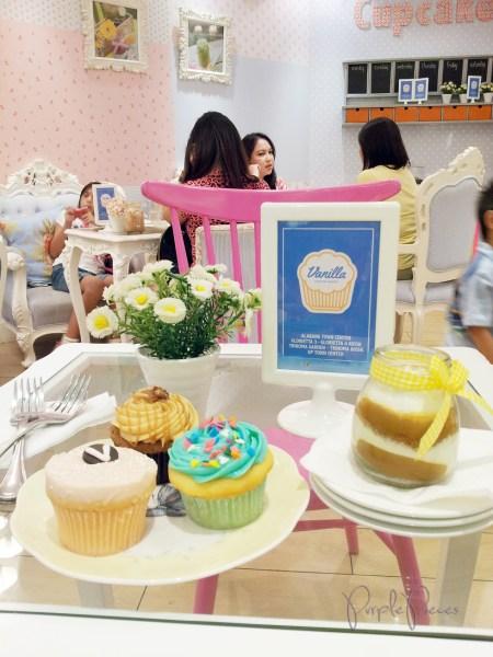 Vanilla Cupcake Bakery Review