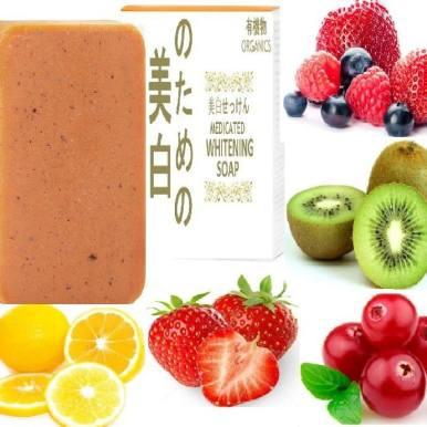 Yamashiro Japan Organic Medicated Whitening Soap