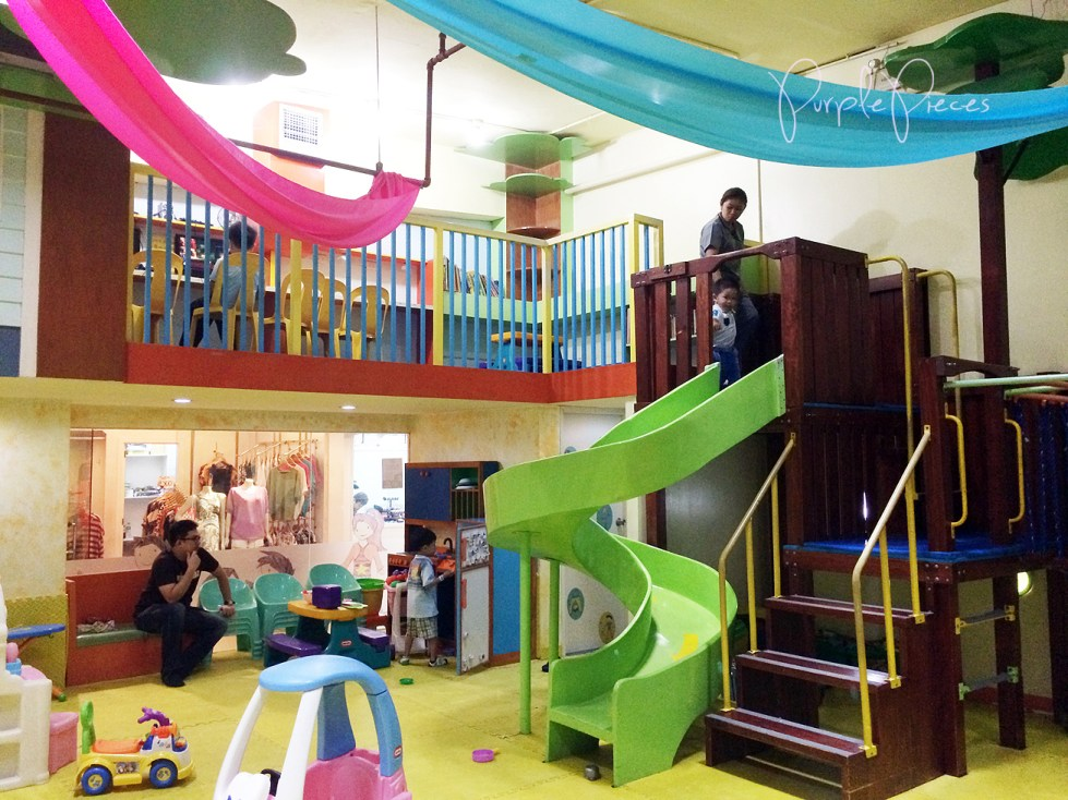 Kid's Workshop at Greenhills: A Fun Place for Kids
