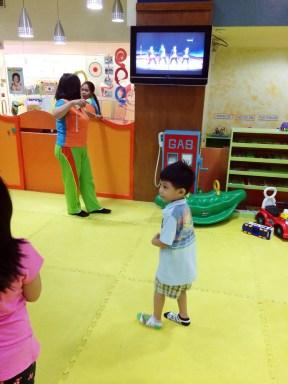Kids Workshop Just Dance 2014