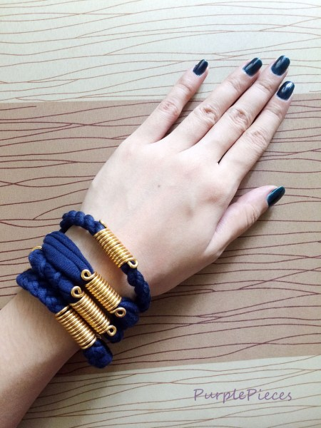 Bend Accessories Stacked Bracelets