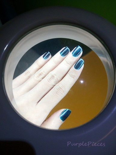 Pamper Couch Gel Polish Manicure