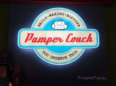 Pamper Couch Nail Spa and Body Sugaring Salon