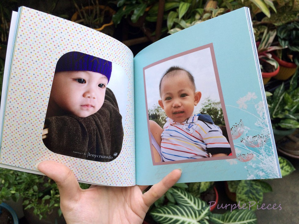 Our Mini Photo Books from Photobook Philippines