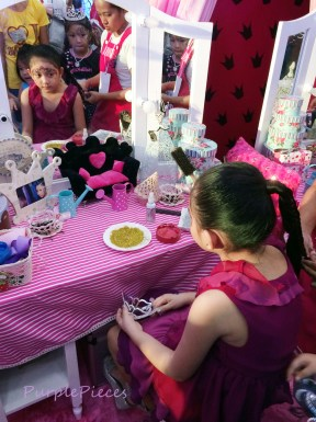 Hair Salon - The Princess in Me Event