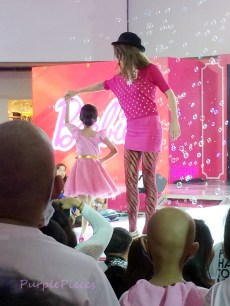 Princess in Me Fashion Show