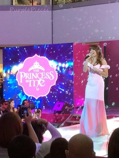 The Princess in Me - Nikki Gil