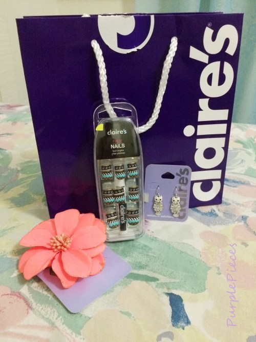 Claire's PH accessories