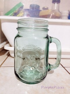 Libbey County Fair Drinking Jar