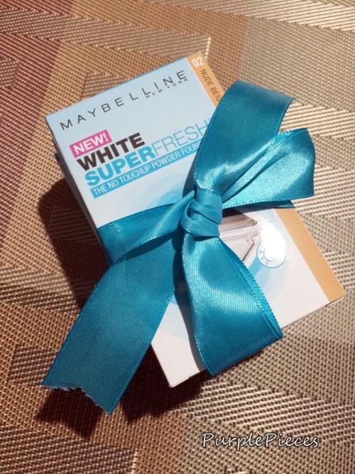 Maybelline White Superfresh Foundation