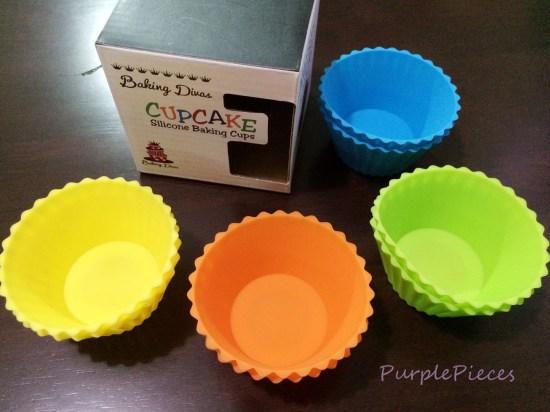 Silicone Baking Cups- Baking Divas