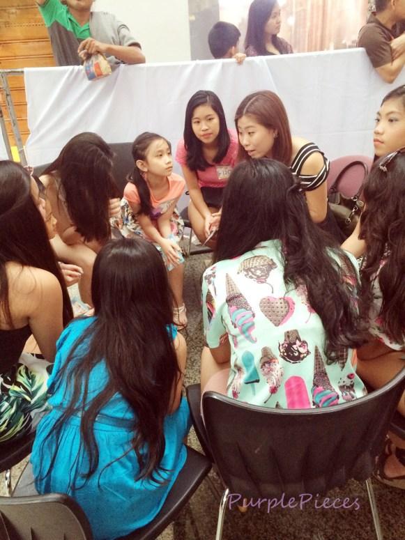 Total Girl Model Academy Styling Studio