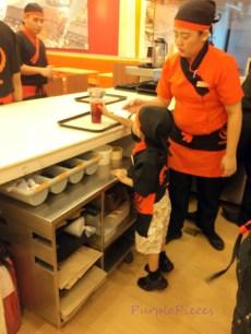 Yoshinoya Yoshikido Kids Crew