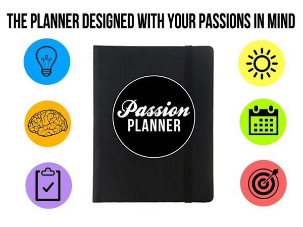Passion Planner - Passions in Mind