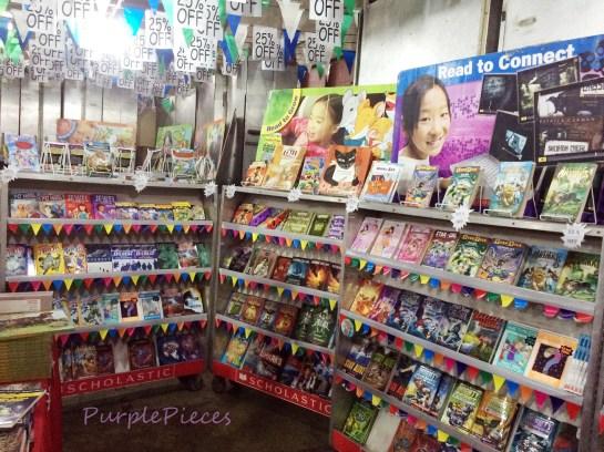 Scholastic Book Warehouse Sale
