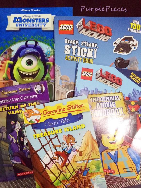 Scholastic Sale Books for Children
