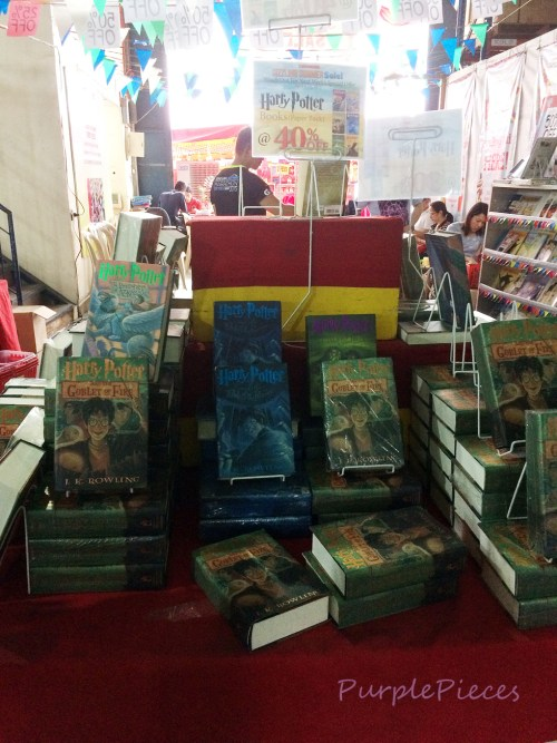 Scholastic Warehouse Sale Harry Potter
