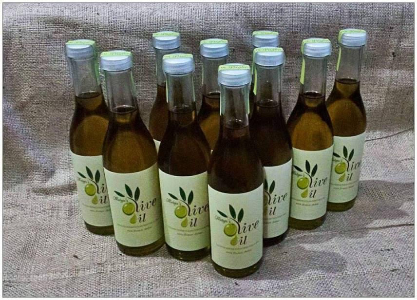 Mutya's Olive Oil