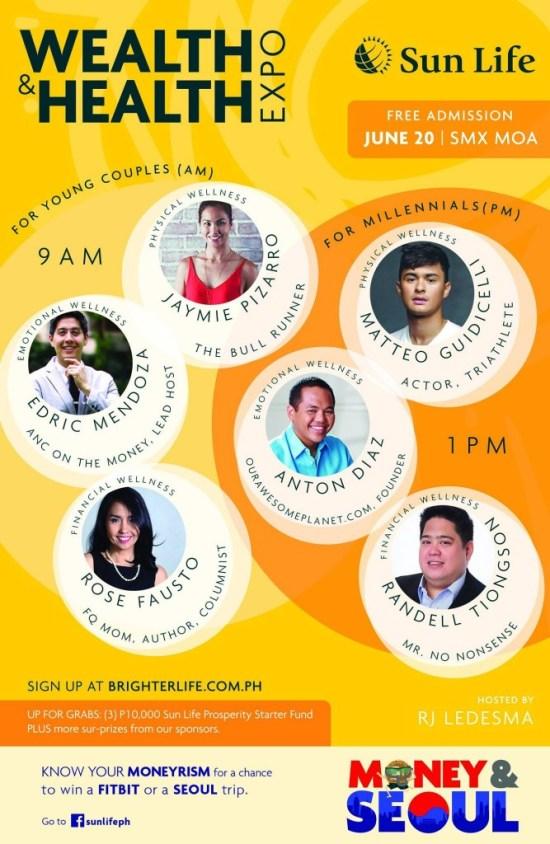 Sun Life Wealth & Health Expo