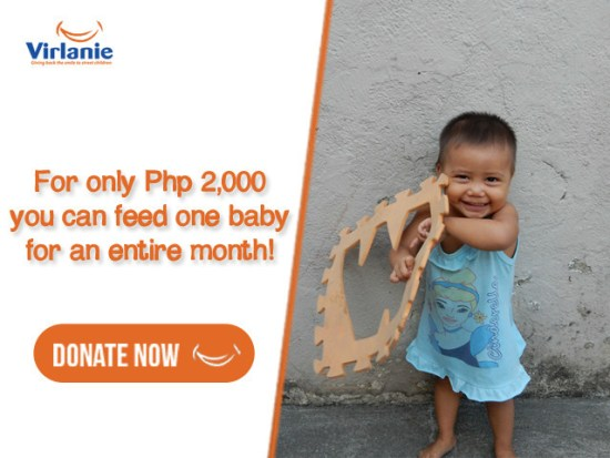 Virlanie Foundation - Help Our Babies Campaign
