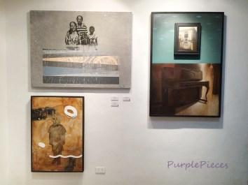 Art exhibit Vigan Artists