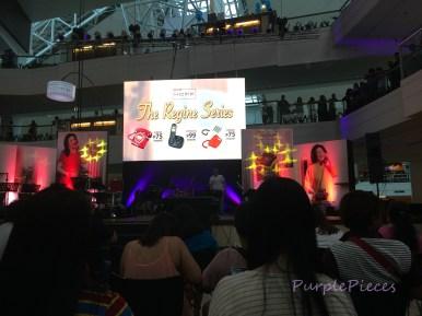 PLDT Home The Regine Series Mall Tour