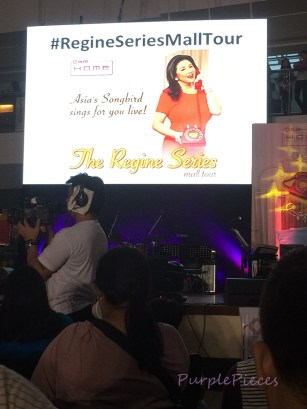 The Regine Series Mall Tour