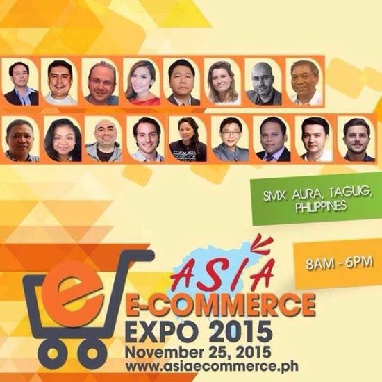 Asia E-Commerce Expo 2015