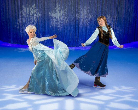 Disney on Ice Magical Ice Festival - Frozen