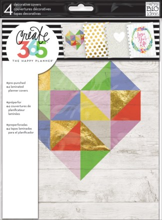 The Happy Planner Decorative Planner Covers