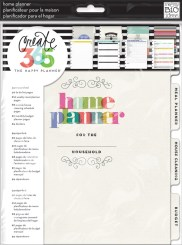 The Happy Planner Home Planner
