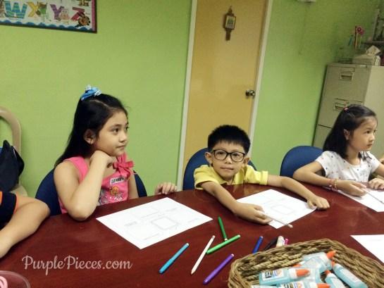 2016 Scholastic Summer Reading Fun Workshop Activity