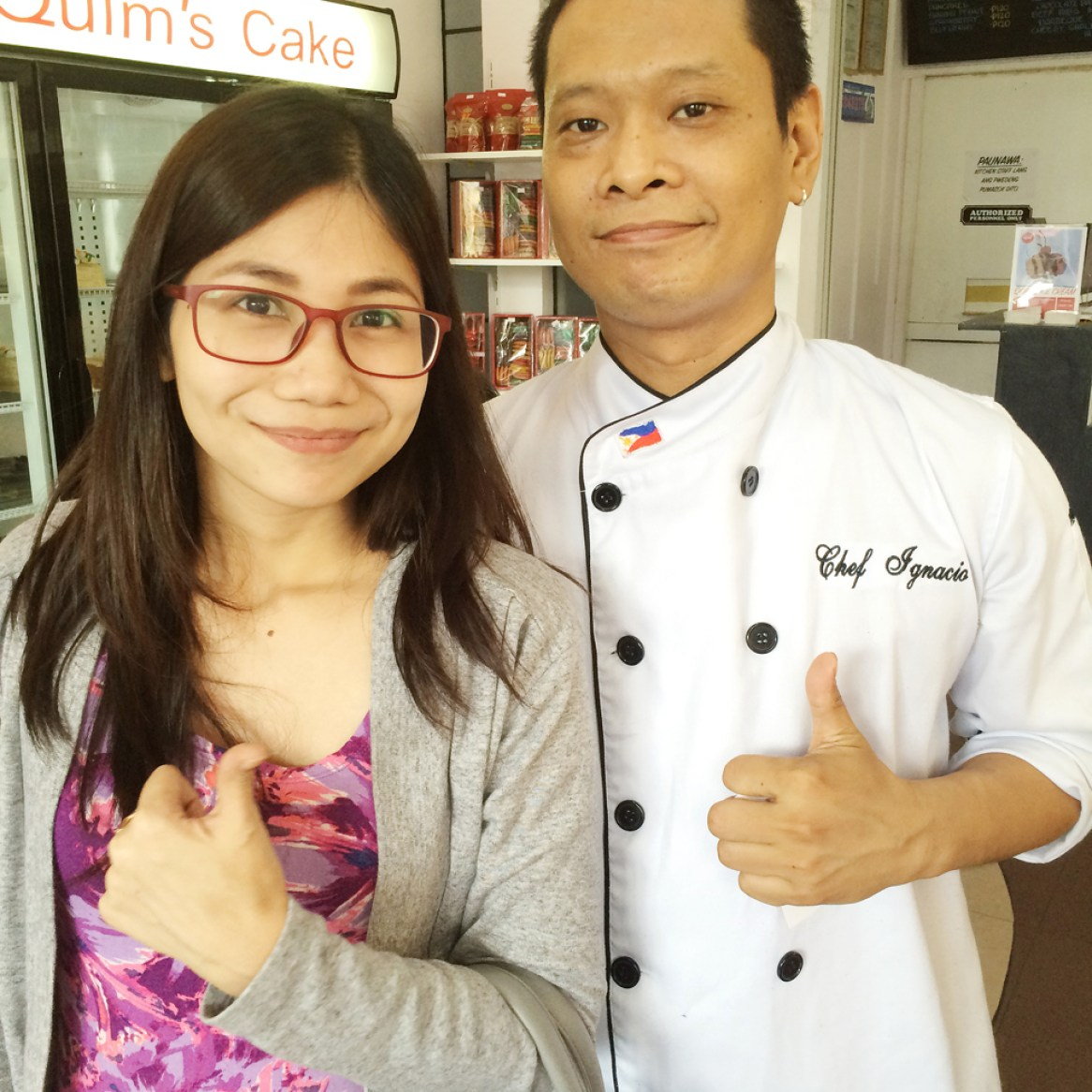 With Chef Jhollow