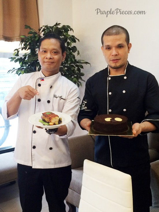 Quims Cake 5M worth of free cakes Chef Labang