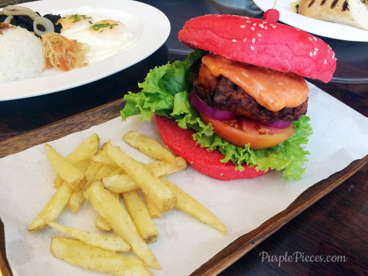 Red Hot Dory Burger