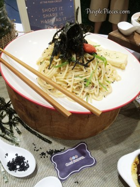 Cafe Shibuya Mentaiko Pasta