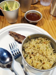 Dirty Rice (PhP 50)