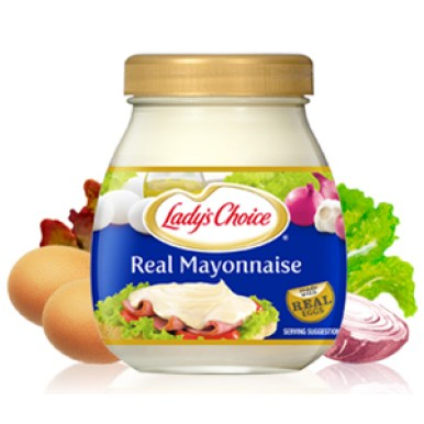 ladyschoicerealmayonnaise