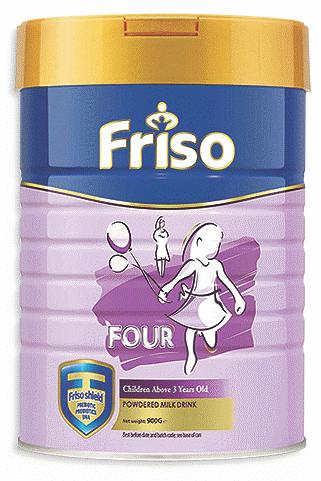 friso-four-milk-powder