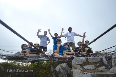 Sapot Masungi Georeserve Baras Rizal