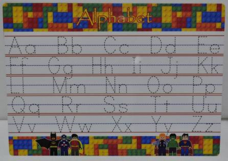 Writing Boards for Kids Alphabet