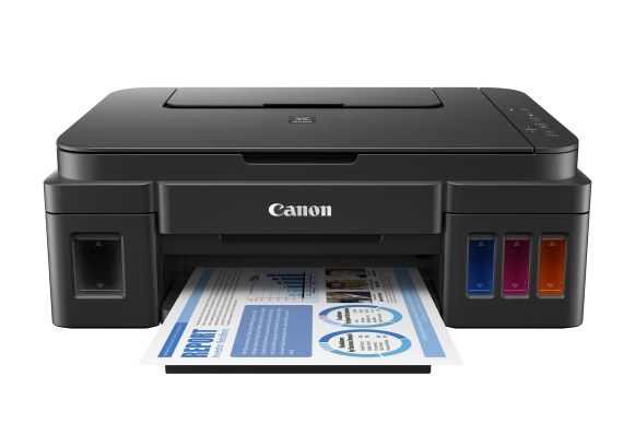 Canon G2000 Printer Review