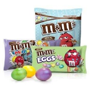 M&Ms Easter Milk Chocolate