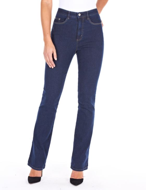 Classic Denim Peggy Bootcut - French Dressing Jeans