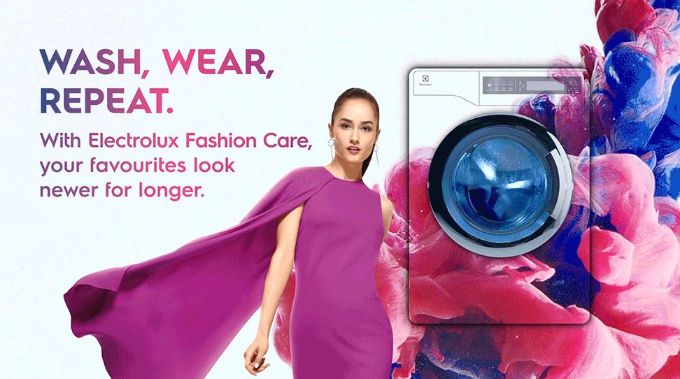 Electrolux Fashion Care Philippines