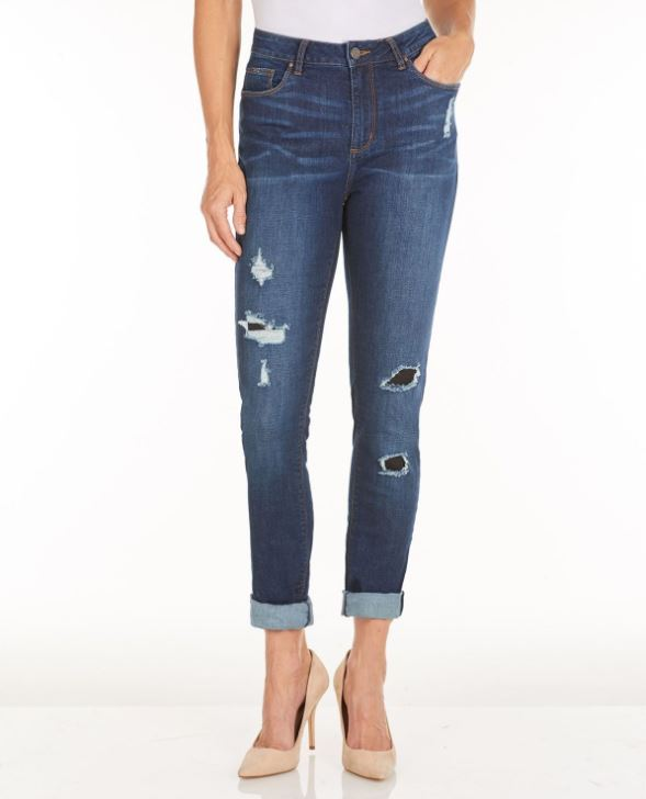 Olivia Fashion Slim Ankle