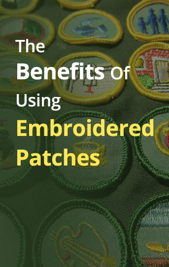 The Benefits of Using Embroidered Patches